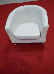 圆弧单人沙发